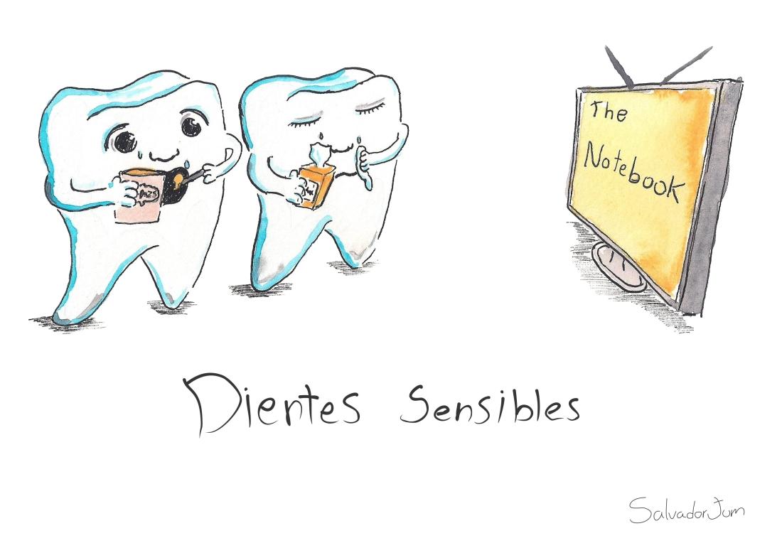 Dientes sensibles